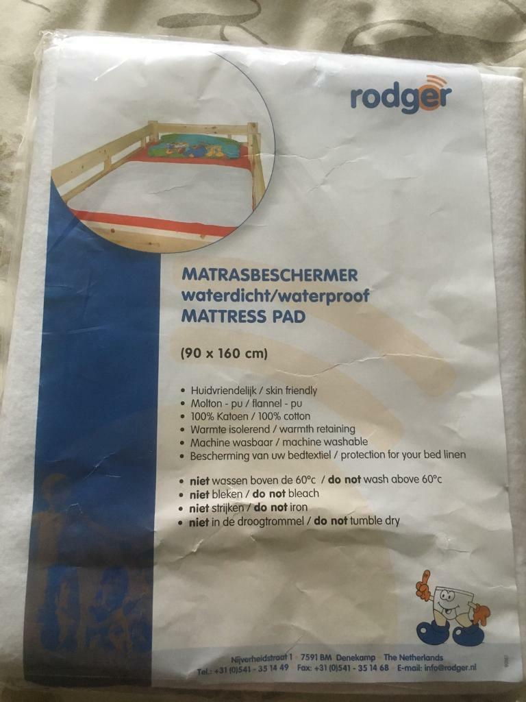 Waterproof Mattress Pad Brand New Unopened