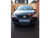 VW Polo 1.4 black