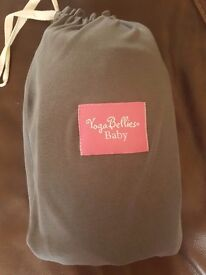 Yoga Bellies baby carrier wrap
