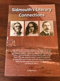 Sidmouth's Literary Connections