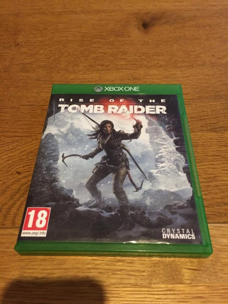 Xbox One Rise Of The Tomb Raider Other And Playstation 4 Sony Ps4 Games For