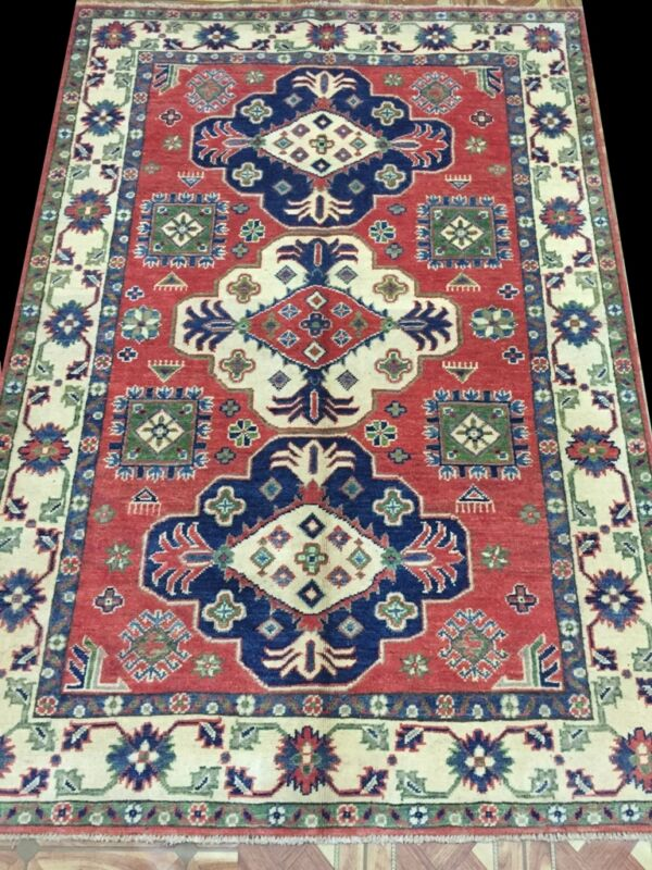 Look Great Investment Hand-Knotted Rug 4