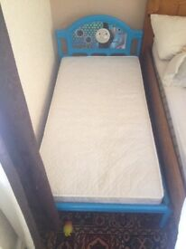 Kids Thomas the tank toddler bed . Brand new never slept in