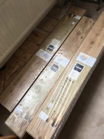 Laminate Flooring. Richmond Oak. 8 Unopened boxes