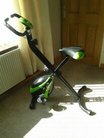 Olympic 2000 Exercise Bike with owner's manual and tools