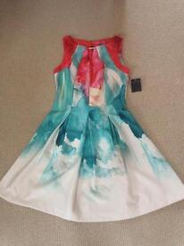 brand new with labels gabby skye dress uk size 10 rrp £80