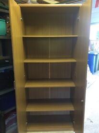 Ideal office/garage store cupboard