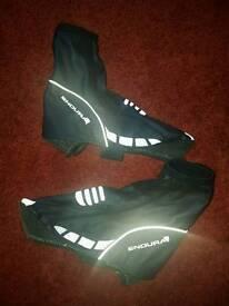 Endura bike overshoes