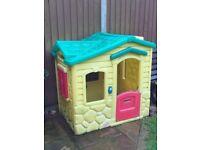 Little Tykes Magic Doorbell Playhouse