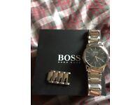Hugo boss men's watch. Open to offers.
