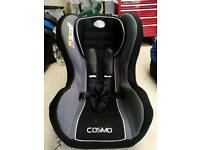 Cosmo babystart car seat