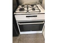 White Whirlpool Built in Electric Oven & Gas Hob Fully Working Order Just £50 Sittingbourne