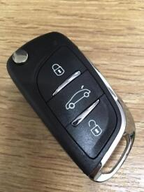 FORD FOCUS BENTLEY STYLE FLIP KEY 2004/2010 S MAX GALAXY C MAX MONDEO