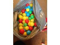 Play balls and ball Pitt