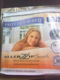 King size bed protection