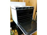 Baby Belling Freestanding 240V Electric Hob / Oven / Grill (50cm Wide)