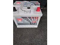 Car battery Yuasa HSB 063 brand new