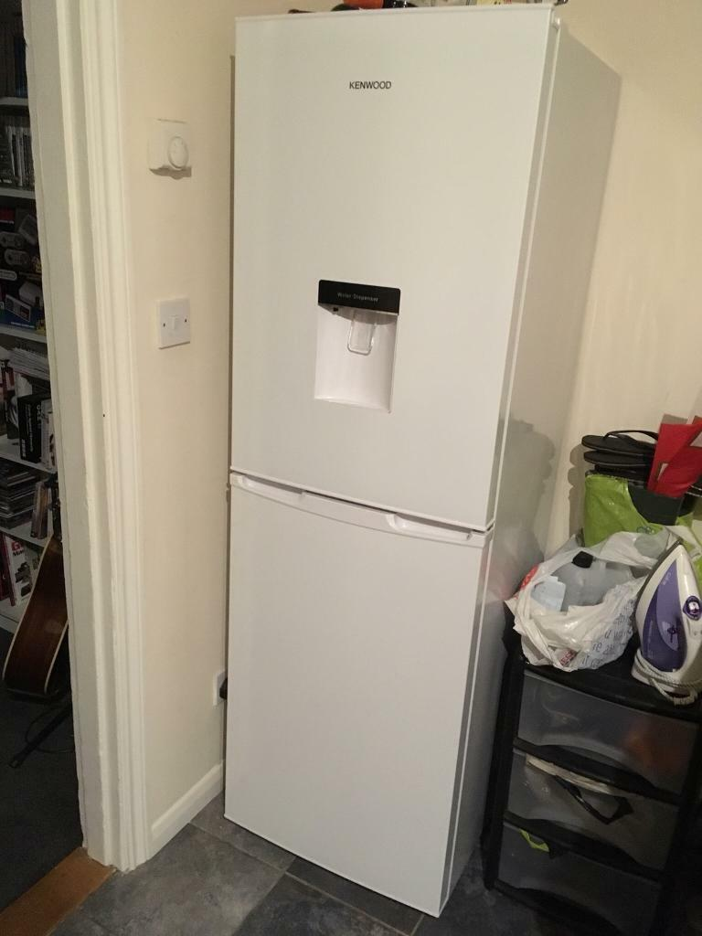 Kenwood Fridge Freezer with Water Dispenser