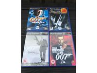 PlayStation 2 James Bond games. Ps2