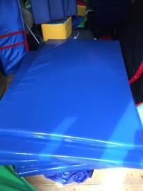 Bouncy castle mats 5ft x3ft and 2 inches thick