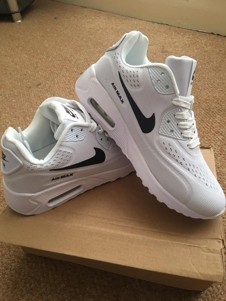 SIZE 6 + 7 BRAND NEW NIKE AIRMAX 90 AIR MAX BOXED TRAINERS (NOT) tn 110s 95 110 adidas 97   in Erdington, West Midlands   Gumtree