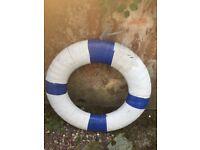 Retro life ring/buoy