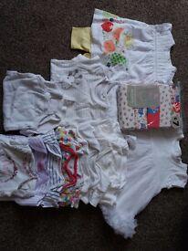 Newborn girls basic bundle