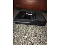 Xbox one +4 games
