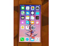 iPhone 6s Plus Rose Gold 64 Gb
