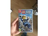 Lego city undercover Nintendo Switch - Played ONCE!