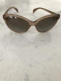 Parada women's light beige Sunglasses