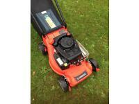 Sovereign petrol lawn mower, 40cm cut.