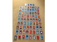 Football Topps Match Attax Cards and Panini Stickers