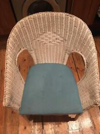 Free 2 x wicker chairs