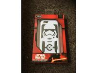 NEW Star Wars Stormtrooper IPhone 6 mobile phone cover case stocking