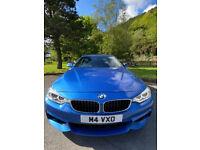 2014 BMW 430d Msport Plus **Alof of extras**