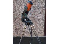 Celestron C5 astronomical telescope