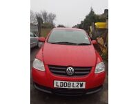 Volkswagen Fox 1.2 3dr (1 year warranty FREE)