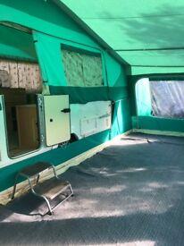 Trailer Tent Pennine Pathfinder 600