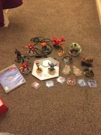 PS3 Disney infinity 2.0 bundle