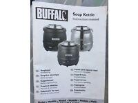 Buffalo Soup Kettle 10L capacity