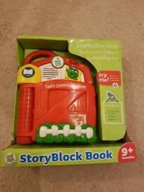 Leapfrog StoryBlock Interactive Book