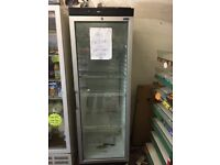 Display fridge for quick sale very good Woking order