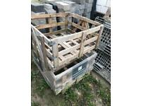 Wooden crates free