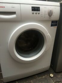 Bosch washing machine £89 Free delivery