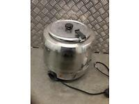 Horeca electric soup kettle 10L. Free delivery!!!