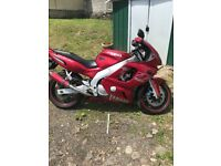 Yamaha 600,Thunder cat, perfect working order , road worthy with 12 months MOT,