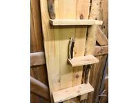 Rustic Knick-Knack Shelves