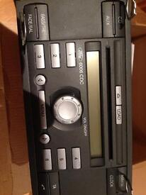 Ford 6006 CDC car radio & cd player