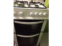 Logik gas cooker 50 cm wide